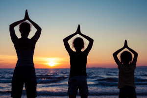 Wee Yogis LP 1 July 2016: Mindfulness For Families Image